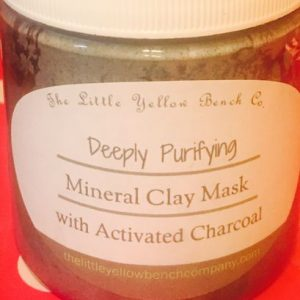 Activated Charcoal Mineral Mask