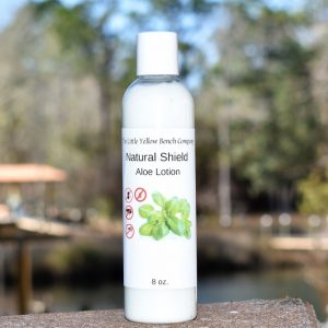 Natural Shield Lotion by The Little Yellow Bench Company