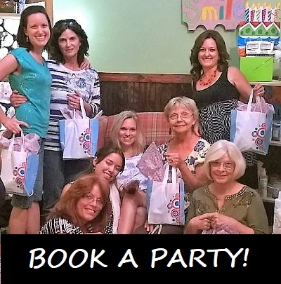 Book a Party at The Little Yellow Bench Company