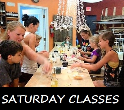 Saturday Classes at the Little Yellow Bench Company