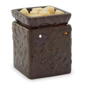 Century Brown Tart Warmer